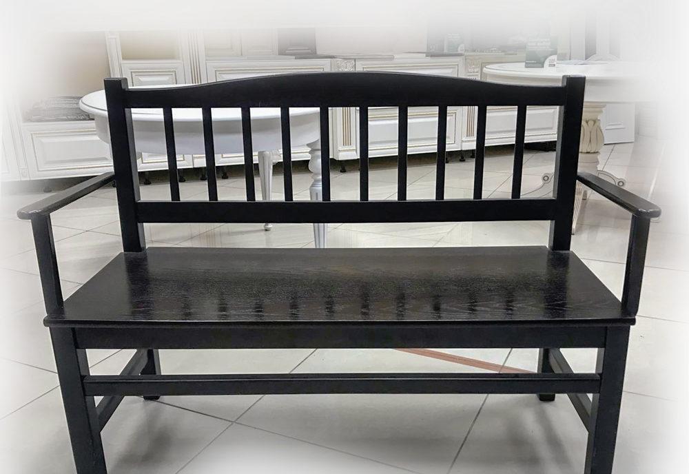 Кухонная лавка «Гессер» из массива дерева. Мебельная фабрика «LIERRO» №3