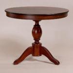 Обеденный стол «Меридиан» для кухни из массива дерева. Классика №3
