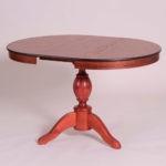 Обеденный стол «Меридиан-3» для кухни из массива дерева. Классика №5