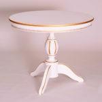 Обеденный стол «Меридиан» для кухни из массива дерева. Классика №1