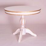 Обеденный стол «Меридиан-3» для кухни из массива дерева. Классика №3