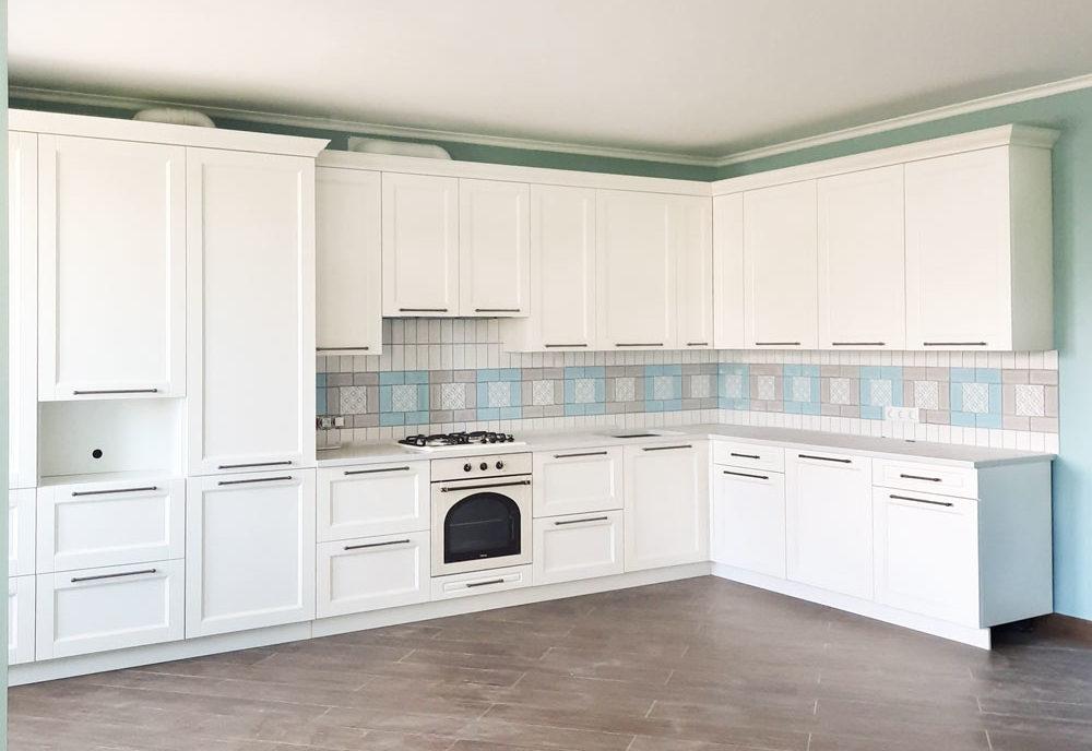 Кухонный гарнитур «Амира». Стиль Нео-классика №13