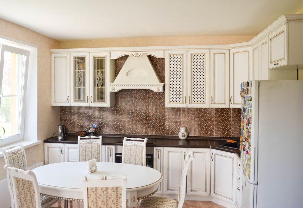 Кухонный гарнитур «Ангелина». Стиль Классика №5