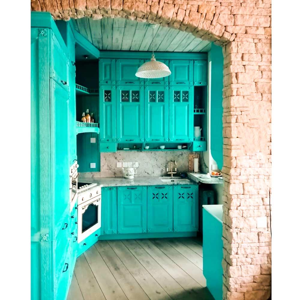 Кухонный гарнитур «Прованс». Стиль Прованс №4