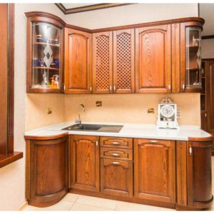 Кухня «Агата» боковые шкафы