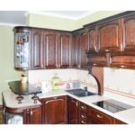 Кухонный гарнитур «Мериса». Стиль Классика №17