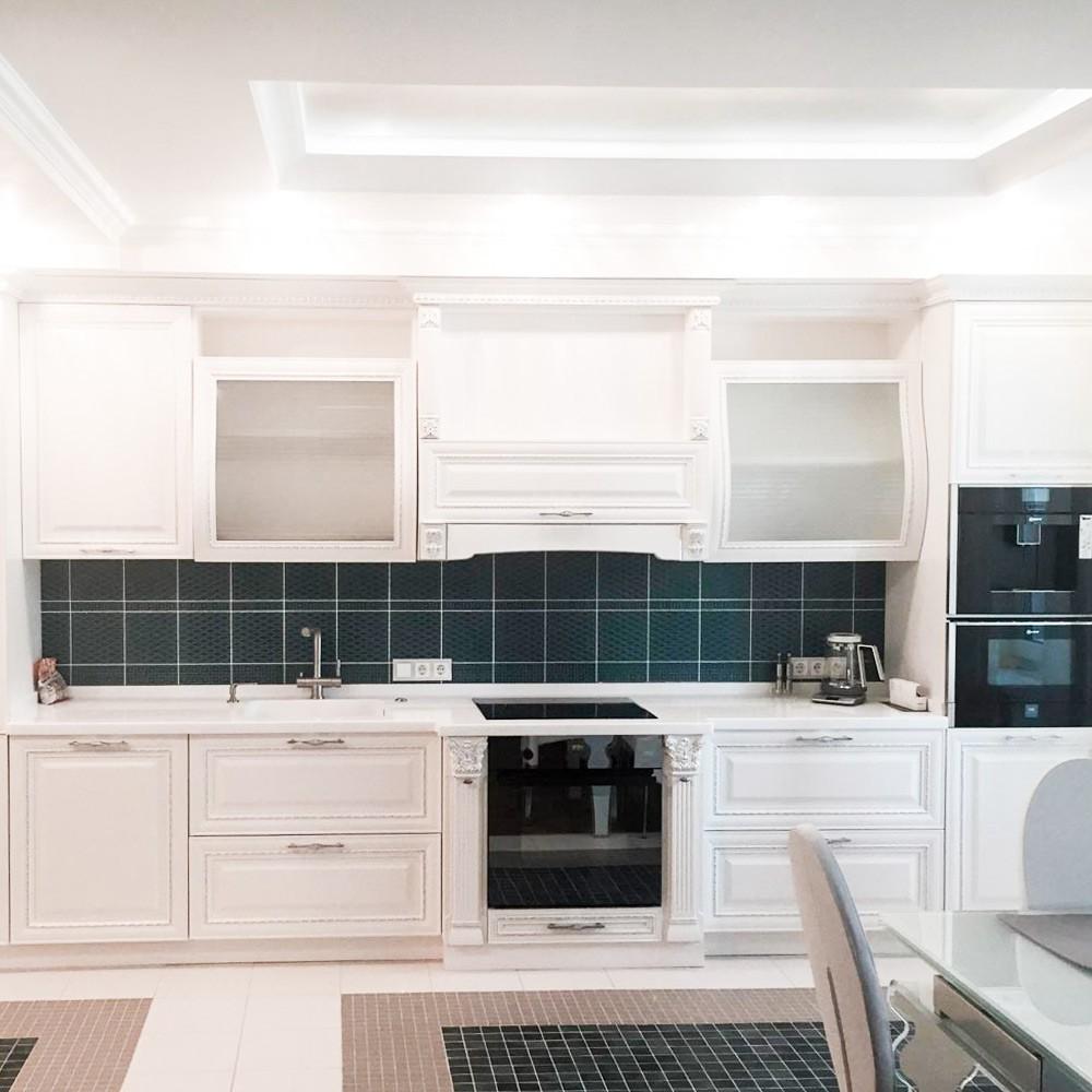 Кухонный гарнитур «Версавия». Стиль Нео-классика №7