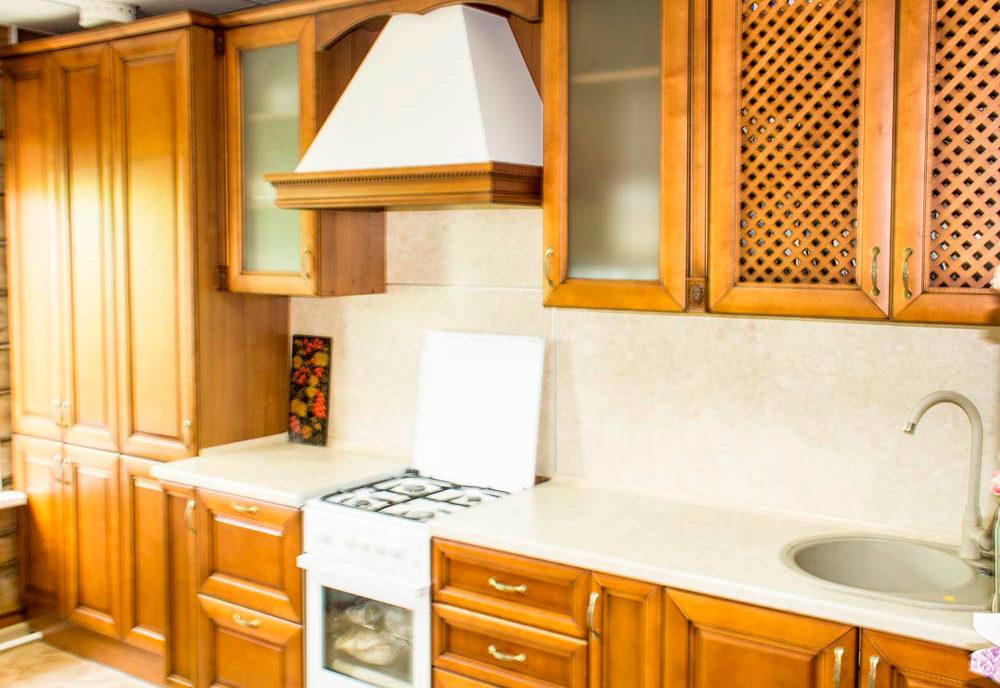 Кухонный гарнитур «Мариана». Стиль Классика №11