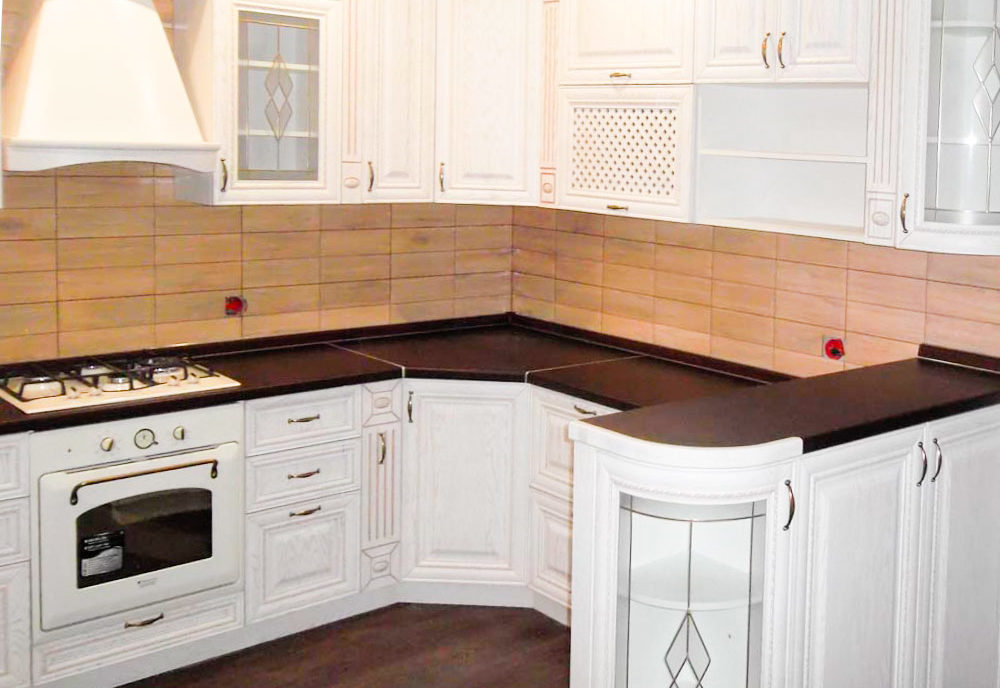 Кухонный гарнитур «Амелия». Стиль Классика №2