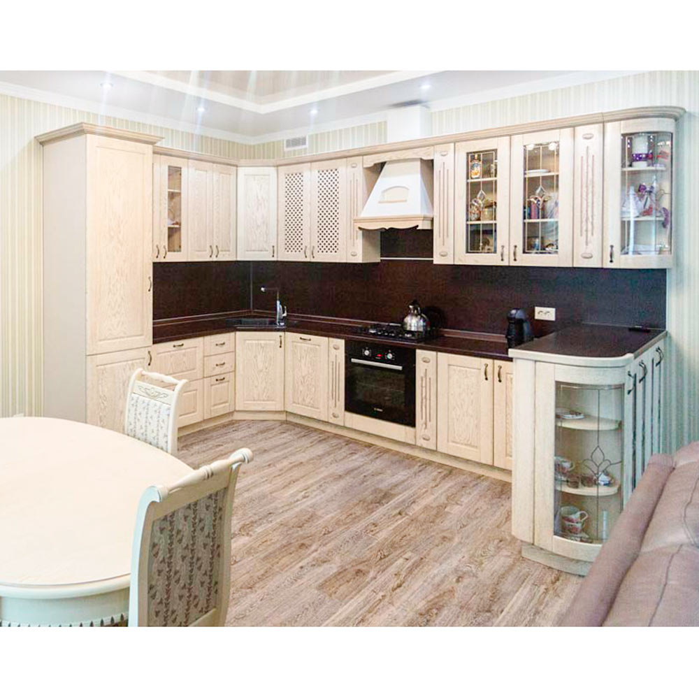 Кухонный гарнитур «Оливия». Стиль Классика №2