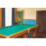 Мебель для бильярдной комнаты №1