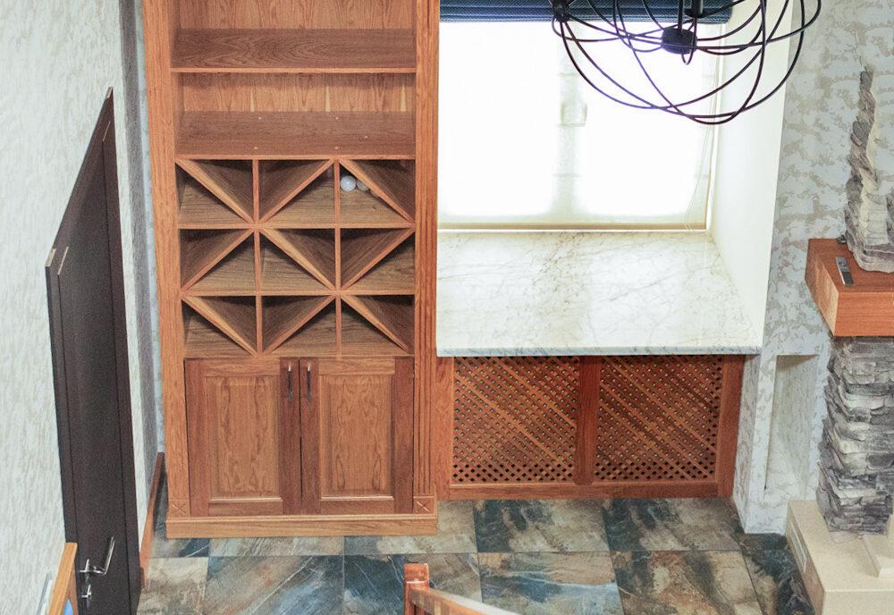 Мебель для бильярдной комнаты №12