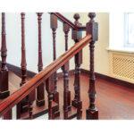 Лестница в доме №4
