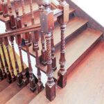 Лестница в доме №6